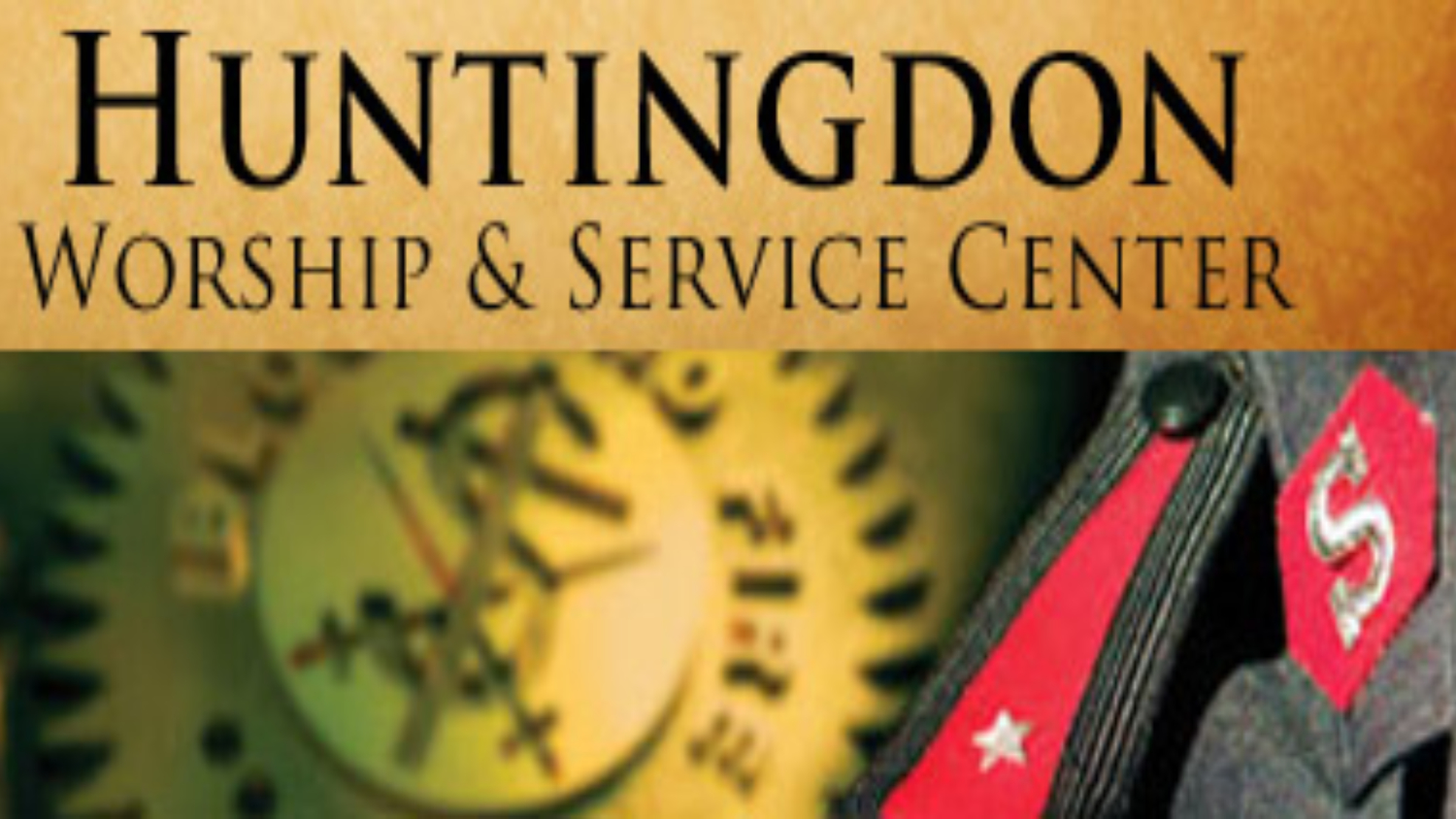 Huntingdon Salvation Army Worship and Service Center