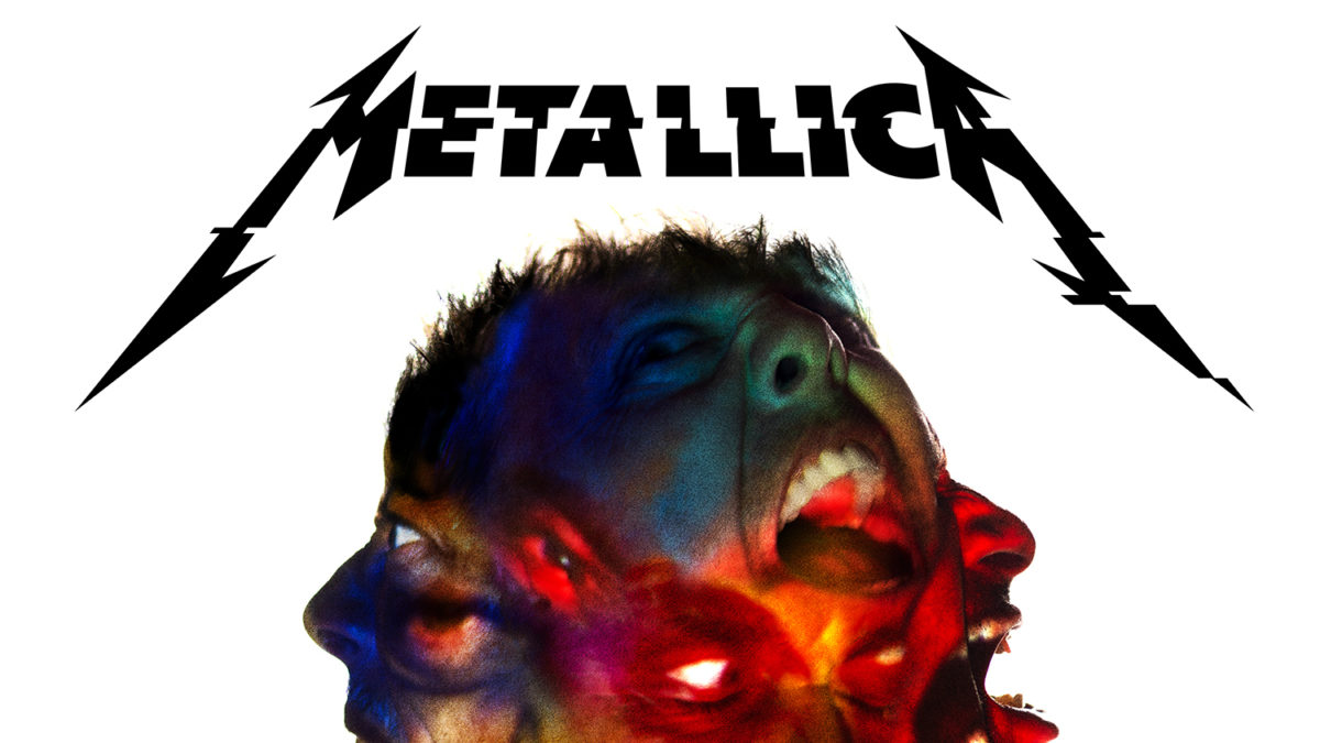 Hardwired to Self-Destruct album cover by Metallica